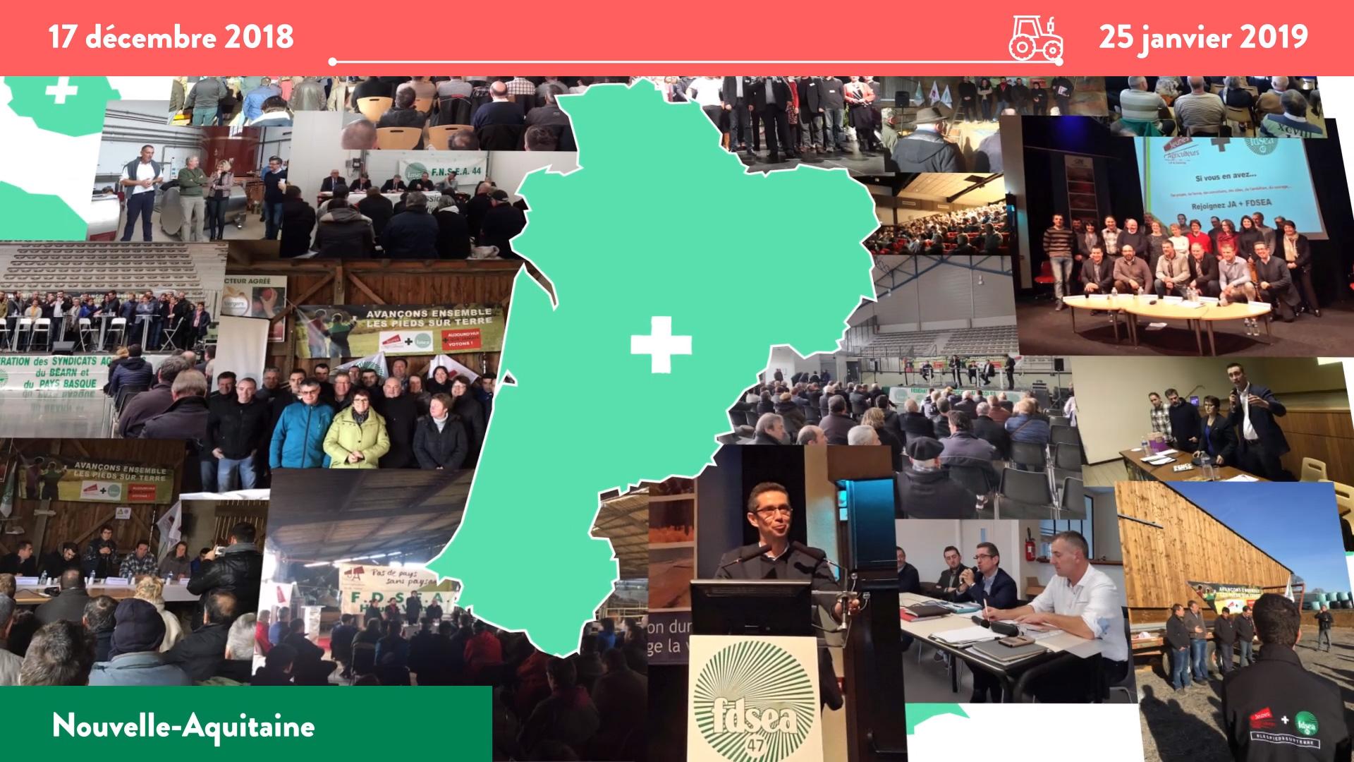 Vidéo élections chambres agriculture