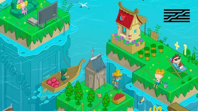 Creér un jeu vidéo en 10 heures pour la BPI du Centre Pompidou : défi accepté
