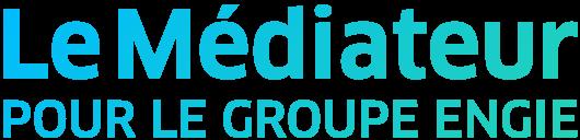 Logo du Médiateur pour le Groupe ENGIE
